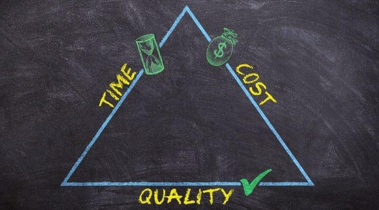 低コスト、高クオリティを実現